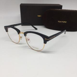 トムフォード(TOM FORD)のTOM FORD トムフォード TF5268 メガネフレーム 黒色(サングラス/メガネ)