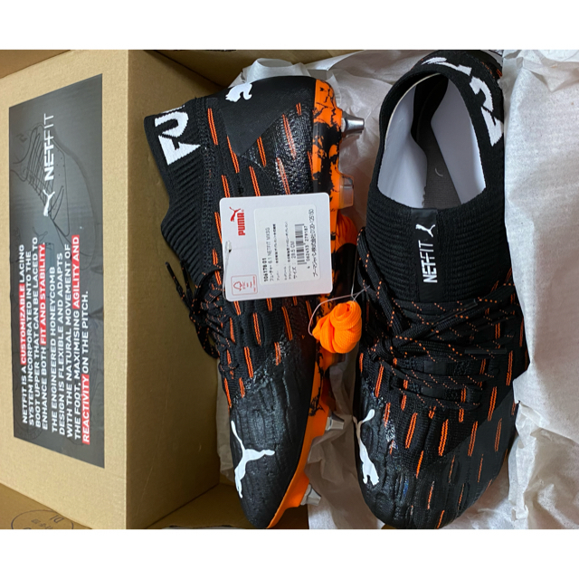 フューチャー 6.1 NETFIT MX SG サッカー スパイク 28.5 スポーツ/アウトドアのサッカー/フットサル(シューズ)の商品写真
