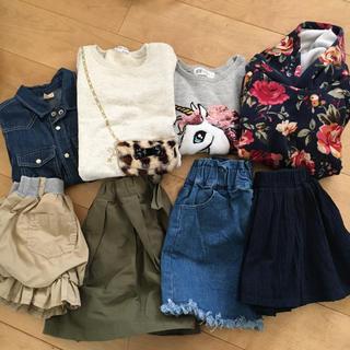 プティマイン(petit main)の女の子 まとめ売り(Tシャツ/カットソー)