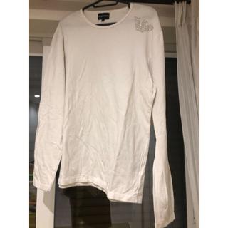 エンポリオアルマーニ(Emporio Armani)のアルマーニ 長袖 2枚セット(Tシャツ/カットソー(七分/長袖))