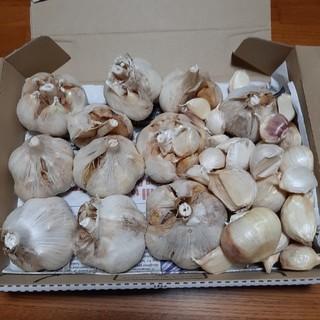 青森県産にんにく★訳あり★1.1kg★ニンニク(野菜)