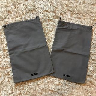 ミュウミュウ(miumiu)のmiumiu 保存袋 シューケース ミュウミュウ エコバック 小物入れ(ショップ袋)