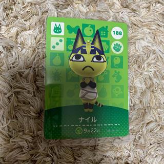 Nintendo Switch - あつまれどうぶつの森 amiiboカード