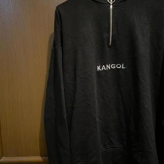 KANGOL - カンゴール リングジップパーカー