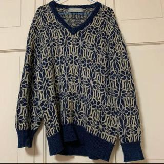 コムデギャルソン(COMME des GARCONS)のコムデギャルソン セーター ニット ユニセックス(ニット/セーター)