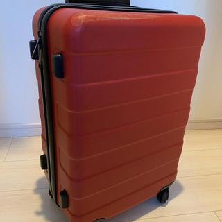 ムジルシリョウヒン(MUJI (無印良品))の★無印★シンプルスーツケース★機内持ち込みサイズ(スーツケース/キャリーバッグ)