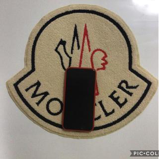 モンクレール(MONCLER)の超レア!大型ワッペン (各種パーツ)