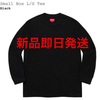 Supreme - 即日発送 supreme  small box L/S tee スモールボックス