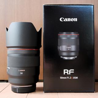 Canon - Canon RF50mm F1.2L USM RFレンズ キヤノン RFマウント