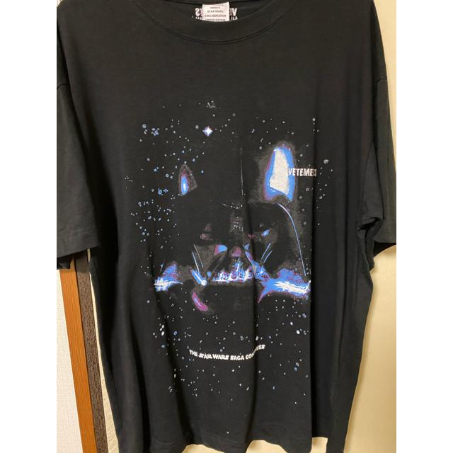 dude9 ヴェトモン  メンズのトップス(Tシャツ/カットソー(半袖/袖なし))の商品写真