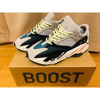 adidas - 極美 YEEZY BOOST 700 wave runner イージー ブースト