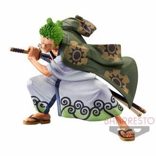 BANPRESTO - ワンピース KING OF ARTIST THE RORONOA ZORO