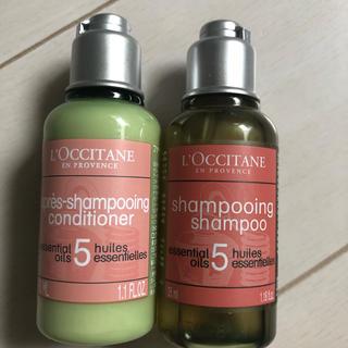 L'OCCITANE - 新品❤️ロクシタンファイブハーブスリペアリングシャンプー&コンディショナー