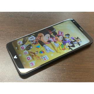 Disney - docomo LG Disney Mobile DM-01K SIMフリー美品