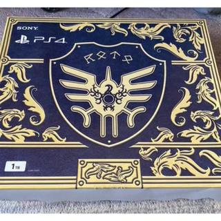 プレイステーション(PlayStation)のPS4 ロトエディション 本体 DQ11 ソフト セット(家庭用ゲーム機本体)