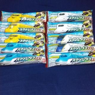 バンダイ(BANDAI)のスタートレインチョコ10本セット(菓子/デザート)