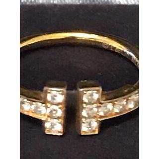 Tiffany & Co. - ティファニーダイヤモンドリング