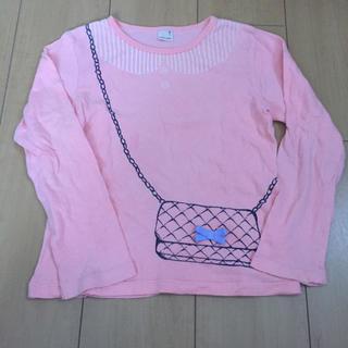 プティマイン(petit main)のプティマイン  長袖シャツ(Tシャツ/カットソー)
