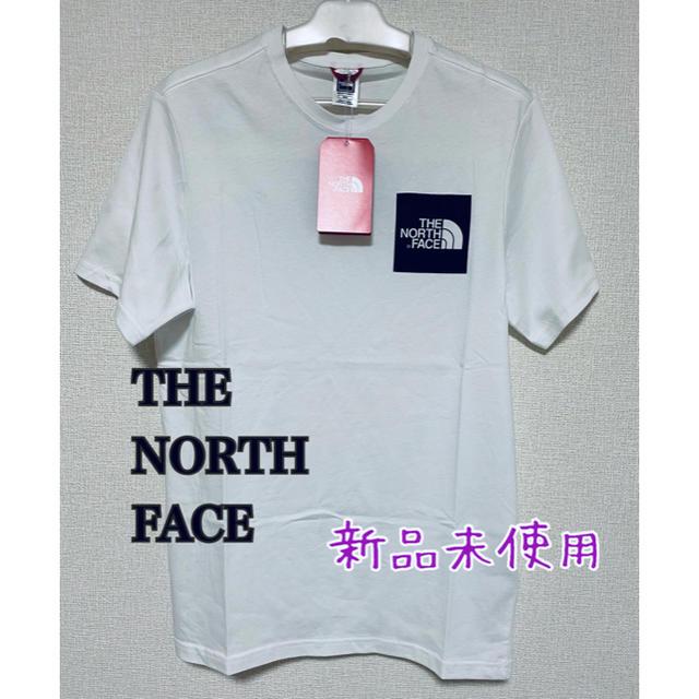 THE NORTH FACE(ザノースフェイス)の ノースフェイス ThNorthFace ロゴ クールネック シャツ M レディースのトップス(Tシャツ(半袖/袖なし))の商品写真