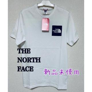 THE NORTH FACE -  ノースフェイス ThNorthFace ロゴ クールネック シャツ M