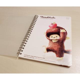◆新品◆ モンチッチ リングノート(ノート/メモ帳/ふせん)