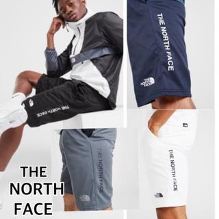 ザノースフェイス(THE NORTH FACE)のNorth Face ノースフェイス  ロゴ ハーフ パンツ 海外直輸入 XL(トレーニング用品)