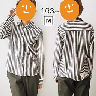 ズーティー(Zootie)の【未使用品】フランネルファブリックシャツ(シャツ/ブラウス(長袖/七分))