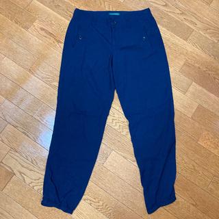 ラルフローレン(Ralph Lauren)のパンツ ネイビー オールシーズン 裾絞り(カジュアルパンツ)