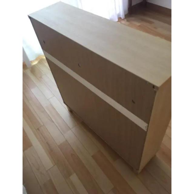 MUJI (無印良品)(ムジルシリョウヒン)の無印良品 本棚 インテリア/住まい/日用品の収納家具(棚/ラック/タンス)の商品写真
