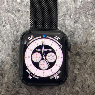 Apple Watch - Apple Watch series 5 GPS 44mm ブラック