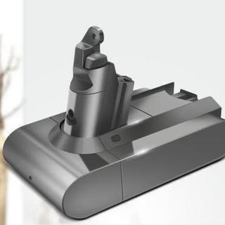 新品Dyson用 21.6V 3500mAh Dyson V6 互換バッテリー