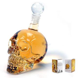 新品 ドクロ crystal head 瓶のみ 1000ml