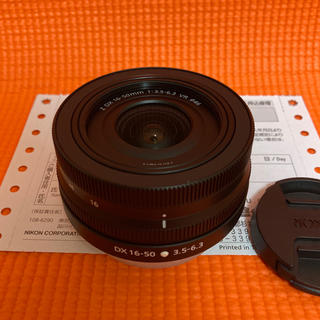 Nikon -  新品 ニコン Z DX 16-50mm f/3.5-6.3 VR
