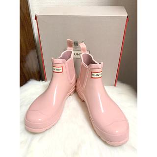 ハンター(HUNTER)のHUNTER レインブーツ ピンク(レインブーツ/長靴)