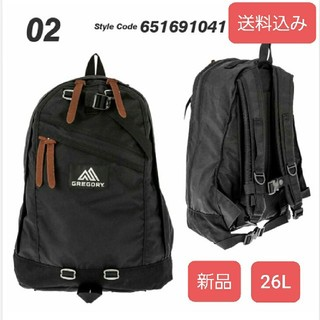 Gregory - Gregory DAY PACK BLACK   グレゴリー
