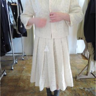 ヤエカ(YAECA)のR&D.M ペチコートのおまけつき(ひざ丈スカート)