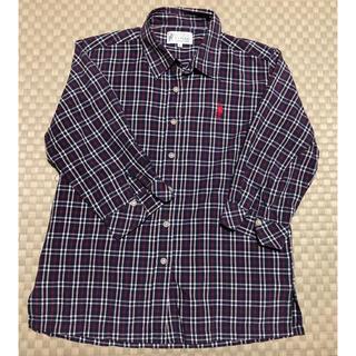 ポロラルフローレン(POLO RALPH LAUREN)のPOLO チェックシャツ(シャツ/ブラウス(半袖/袖なし))