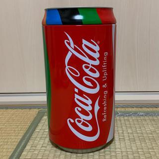コカコーラ(コカ・コーラ)のコカコーラ特大缶 フードタオル (その他)