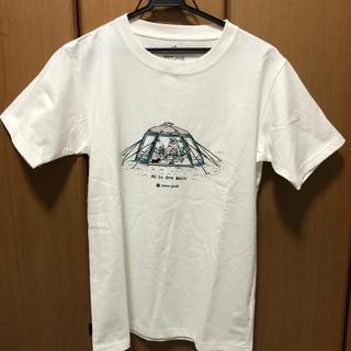 スノーピーク(Snow Peak)のSnow Peak Tシャツ(Tシャツ/カットソー(半袖/袖なし))