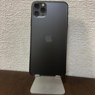 iPhone - iPhone11promax 本体 512GB SpaceGray SIMフリー