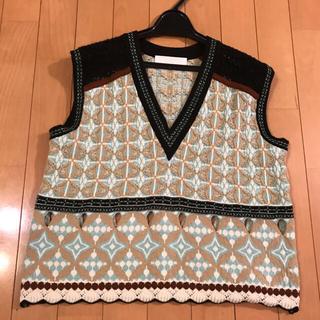 マメ(mame)の週末お値下げ中 人気 mame kurogouchi ニット(ニット/セーター)
