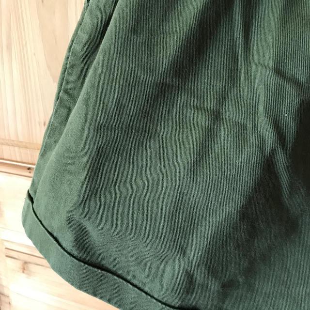 lovetoxic(ラブトキシック)の LOVETOXIC ラブトキ サス付きショートパンツ Mサイズ キッズ/ベビー/マタニティのキッズ服女の子用(90cm~)(パンツ/スパッツ)の商品写真
