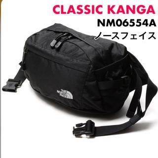 THE NORTH FACE - ノースフェイス ウエストバッグ CLASSIC KANGA クラシックカンガ