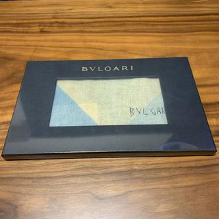 ブルガリ(BVLGARI)のブルガリ スカーフ 新品未開封(バンダナ/スカーフ)
