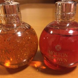 モルトンブラウン(MOLTON BROWN)の新品 MOLTON BROWN(モルトンブラウン) シャワージェル  75ml(ボディソープ/石鹸)
