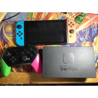 Nintendo Switch - ニンテンドースイッチプロコン付き