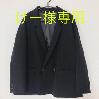 ハレ(HARE)の専用 HARE オーバーサイズジャケット(テーラードジャケット)