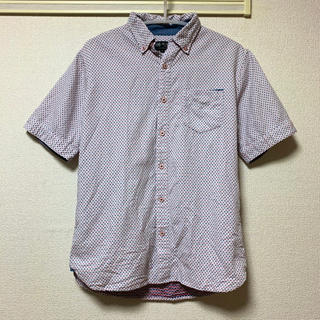 ビームス(BEAMS)の【9/30まで】BEAMS HEART ビームス メンズシャツ 半袖 クロス柄(シャツ)