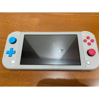 Nintendo Switch - 【即日発送】Switch Lite スイッチライト 本体 ザシアン・ザマゼンタ