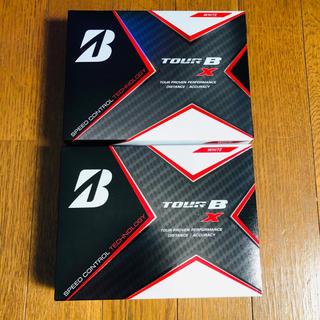 ブリヂストン(BRIDGESTONE)のブリヂストン ゴルフボール ツアーB X 2ダース(その他)